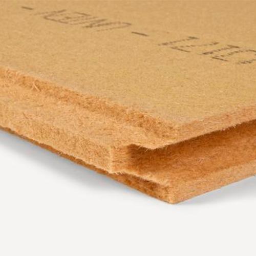 isolation fibre de bois plancher
