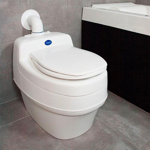 Toilettes sèches separett villa