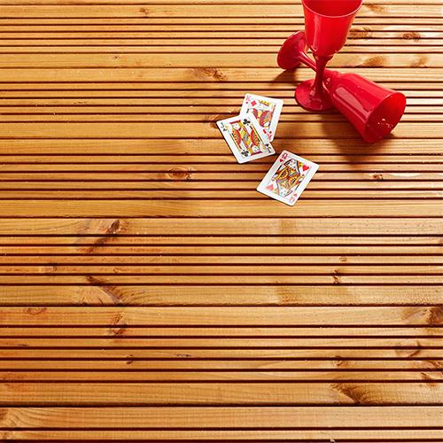 lames de terrasse bois