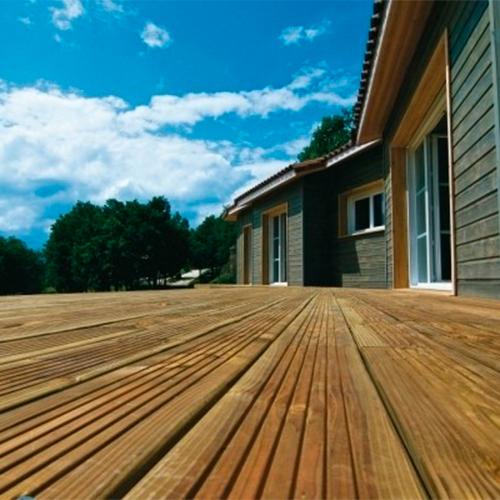 terrasse douglas bois