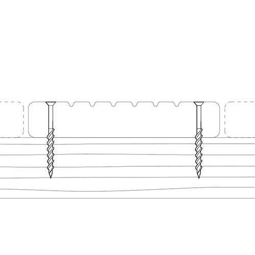terrasse rainurée douglas