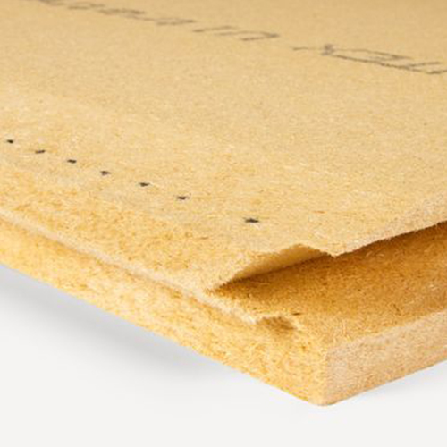 panneau isolant fibre de bois isolation écologique