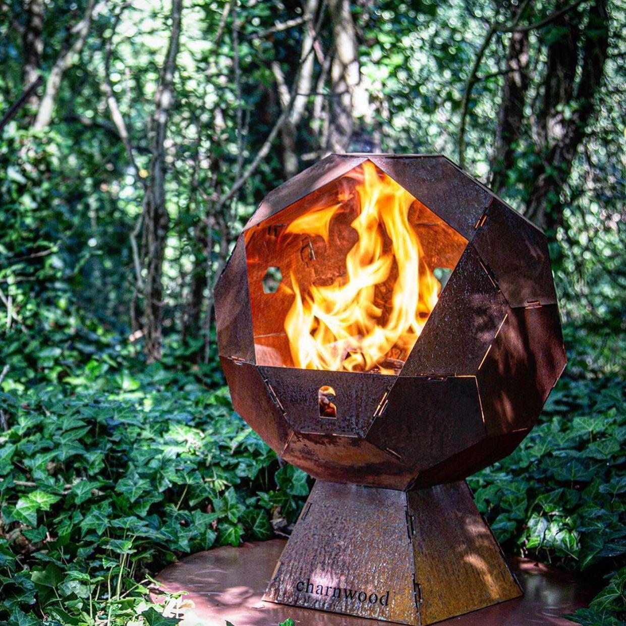 Brasero Charnwood Fireball