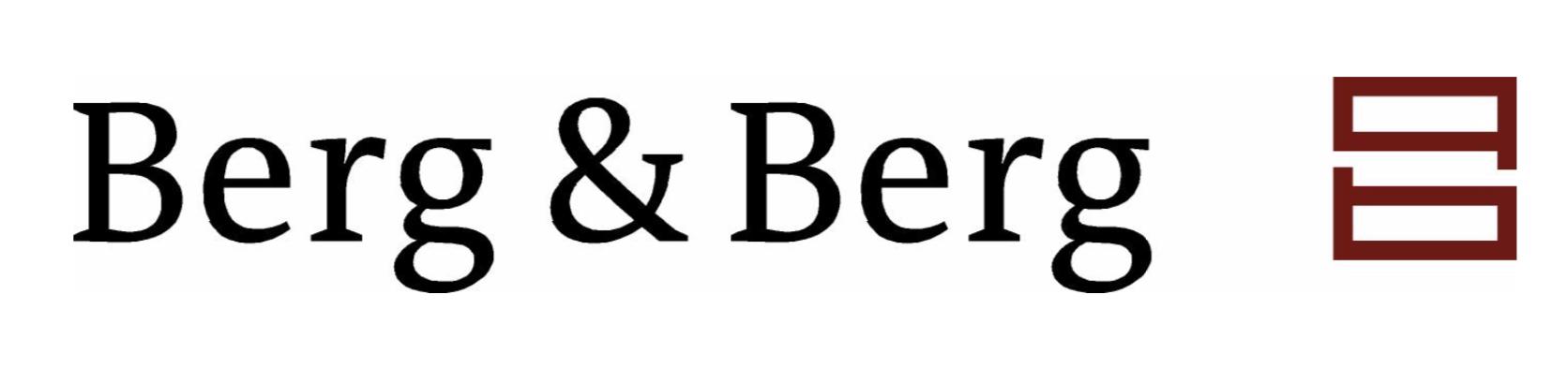 Logo berg & berg